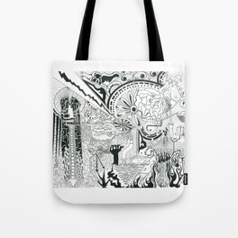 Two Years Later Tote Bag
