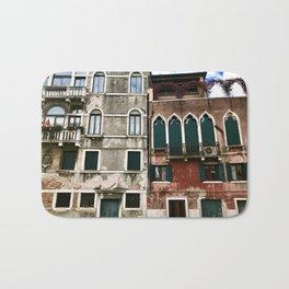 Venetian Windows Bath Mat
