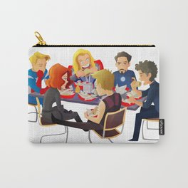 Avengers- Shawarma Carry-All Pouch