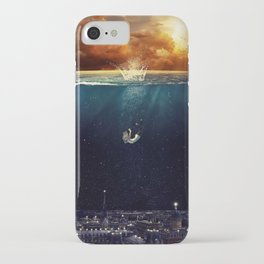 """Our Ends Are Beginnings"" - Limited Print iPhone Case"