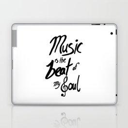 Listen to the Music Laptop & iPad Skin
