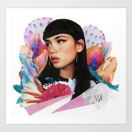 Bloom 2 Art Print