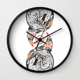 Lowbrisa 2 Wall Clock