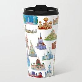 Princess Castles Travel Mug