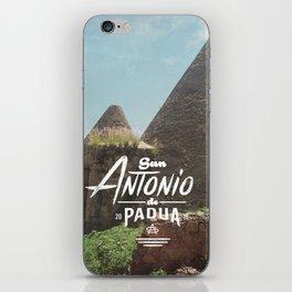 San Antonio de Padua iPhone Skin