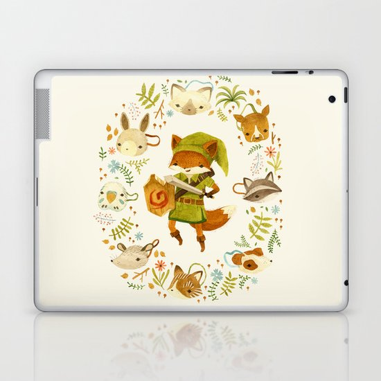 The Legend of Zelda: Mammal's Mask Laptop & iPad Skin