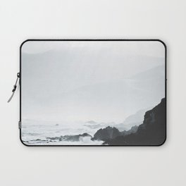 Sea Waves Seascape, Ocean Waves Photography, Sea Coast, Sea Beach Tapestry, Pillow etc Laptop Sleeve