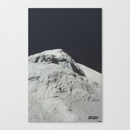 SURFACE #3 // CASTLE Canvas Print