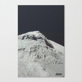 SURFACE #3 // CASTLE Canvas Print