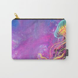 Jellyfish Dream Carry-All Pouch