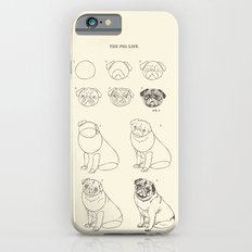 How to Draw The Pug Life  Slim Case iPhone 6s