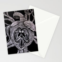 Home. Love. Family. Stationery Cards