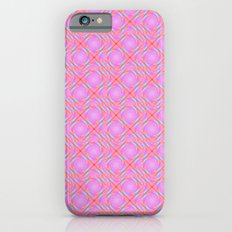 Pastel Broken Diamond Swirl Pattern Slim Case iPhone 6s
