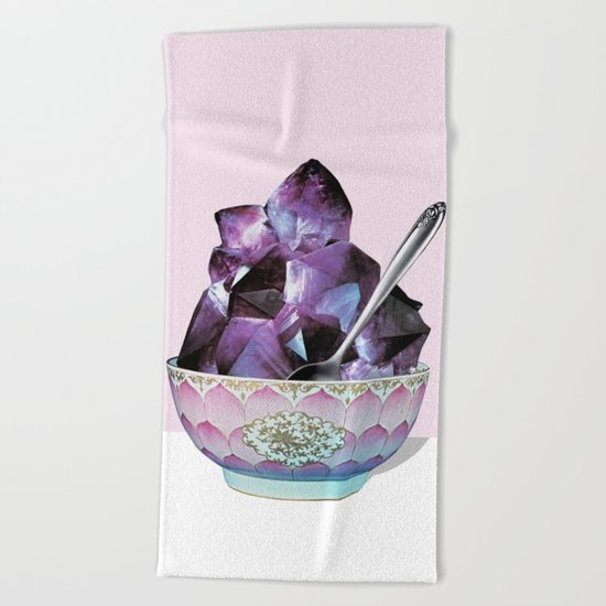 DESSERT Beach Towel