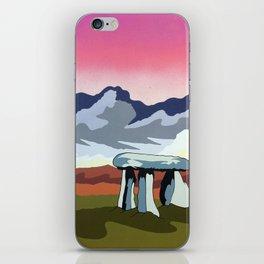 Lanyon Quoit iPhone Skin
