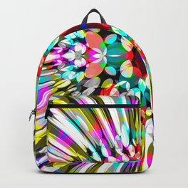 Hallucination flower Backpack