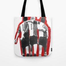 Feyenoord Rotterdam - Hand in hand kameraden Tote Bag