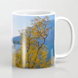 Good Morning, Falling Leaf Lake Coffee Mug