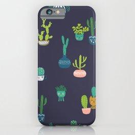 Kookie Cacti iPhone Case