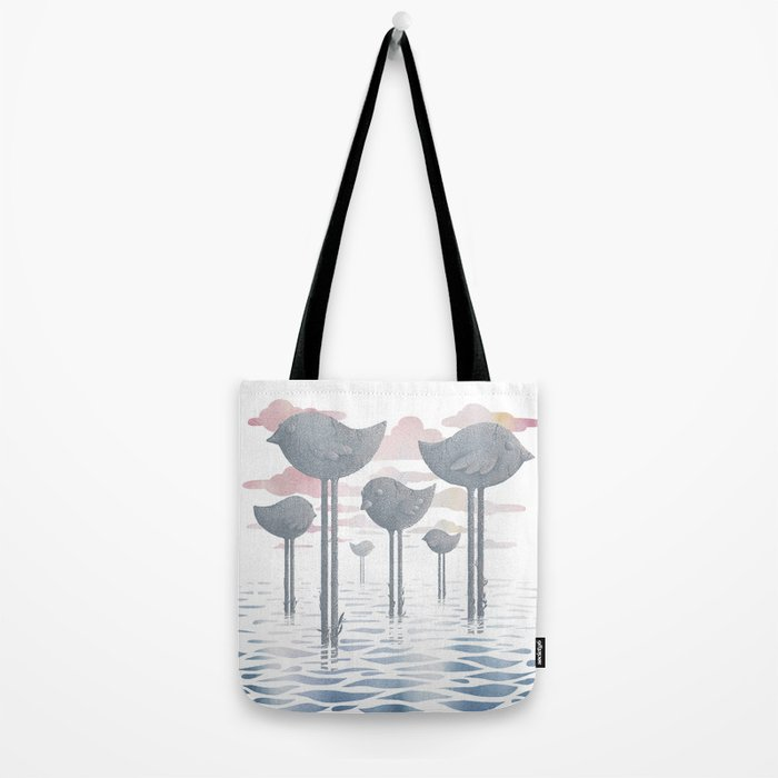 The Remnants Tote Bag