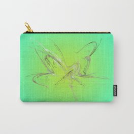 Miss Butterfly Carry-All Pouch