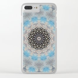 SNOWFLAKES - II Clear iPhone Case