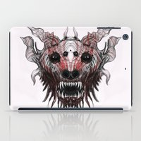beast iPad Cases featuring Beast by WES EXOTIC IMAGERY