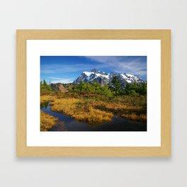 Artist Point Autumn Framed Art Print