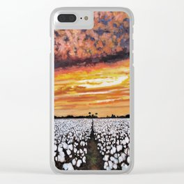 Delta Daydream Clear iPhone Case