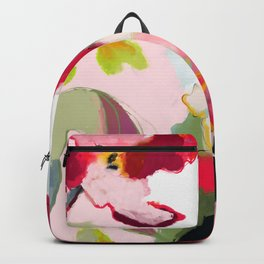 abstract bloom Backpack
