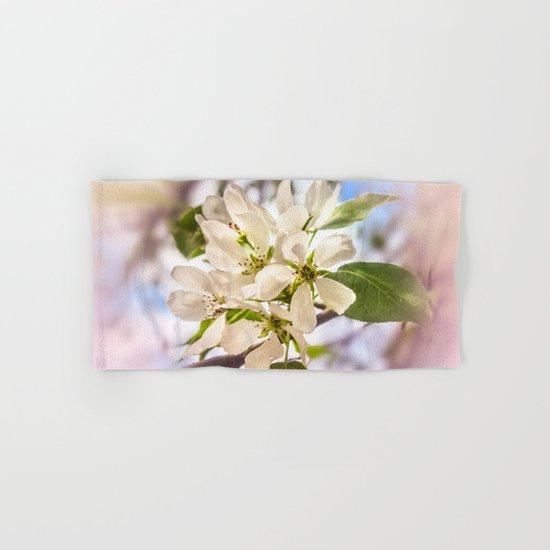 Apple blossom Hand & Bath Towel