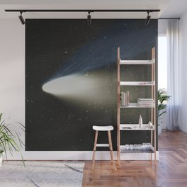 Comet Hale-Bopp Wall Mural