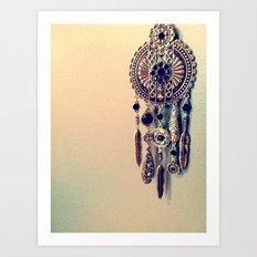 CatchingDreams Art Print