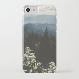 Smoky Mountains - Nature Photography iPhone Case
