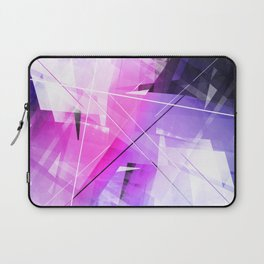 Replica - Geometric Abstract Art Laptop Sleeve