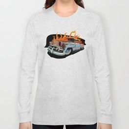 Caddy Rat Rod Long Sleeve T-shirt