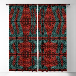 Mitochondrial Blackout Curtain