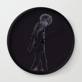 Louis Tomlinson on Stage Wall Clock