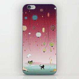 Cat's Paradise iPhone Skin