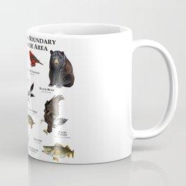 Wildlife of the Boundary Water Canoe Area Coffee Mug