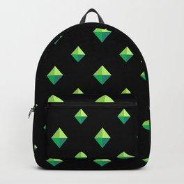 Emerald Diamonds Backpack