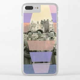 The Ascent Clear iPhone Case