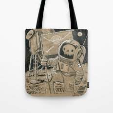 First on the Moon Tote Bag