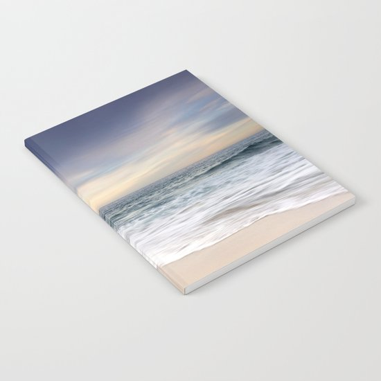 Tranquil Beach Notebook