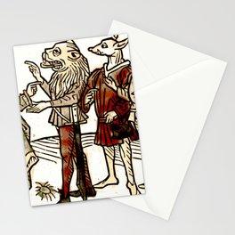 Circe in De claris mulieribus Stationery Cards