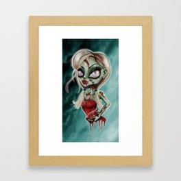 Heart Taker Framed Art Print