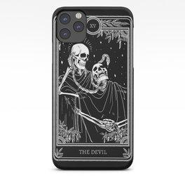 The Devil iPhone Case