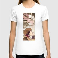 smoke T-shirts featuring Smoke by Kimball Gray