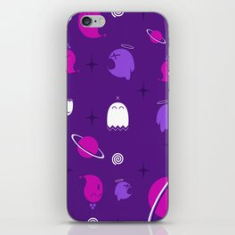 Space Ghosts iPhone Skin