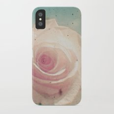 A Rose by Any Other Name iPhone X Slim Case